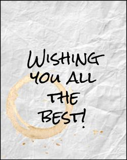 Use Wishing you all the best